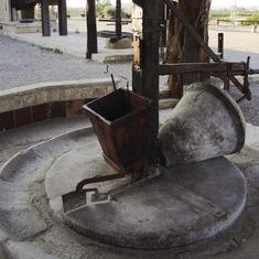 Prensa en el Parque Temático del Aceite.