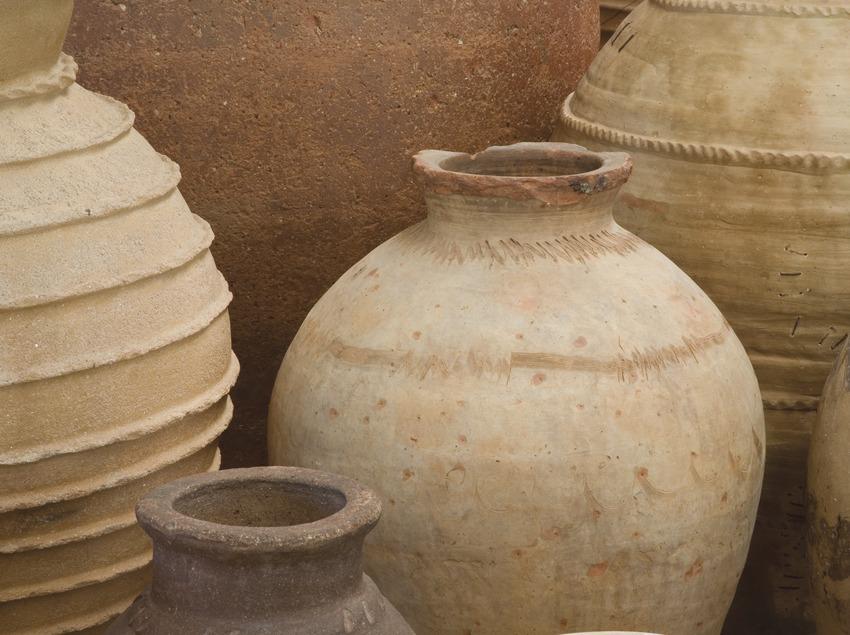 Jarres au Musée de la céramique populaire  (Miguel Raurich)