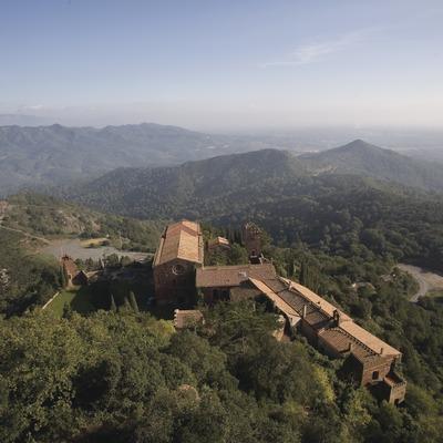Castell Monestir de Sant Miquel d'Escornalbou  (Miguel Raurich)