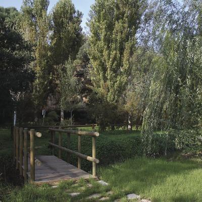 Jardín botánico del Bou  (Miguel Raurich)