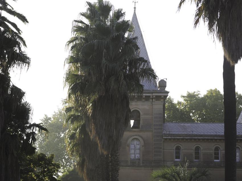 Palacio del marqués de Marianao y jardín del Parque de Samà  (Miguel Raurich)