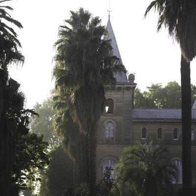 Palau del marquès de Marianao i jardí del Parc de Samà  (Miguel Raurich)
