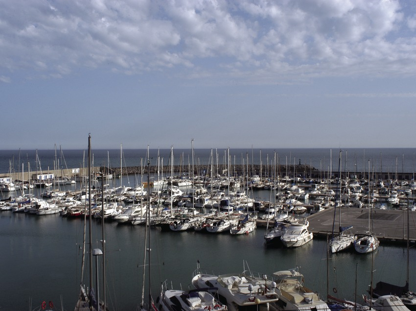 View of the Garraf Marina  (Marc Ripol)