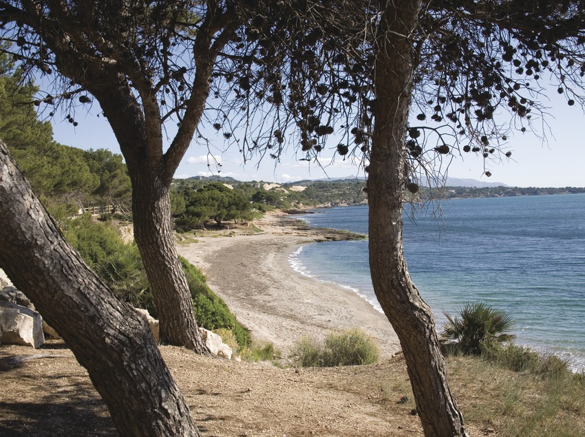 Cove of Santa Llúcia