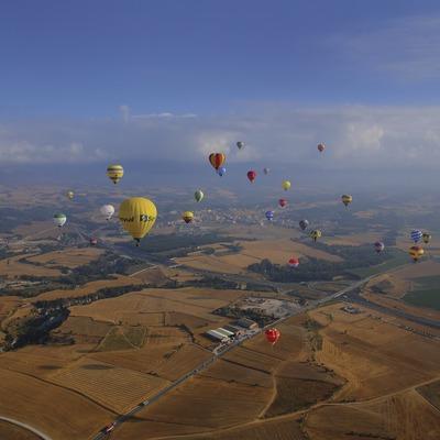 Festival European Balloon de Igualada (Lluís Carro)
