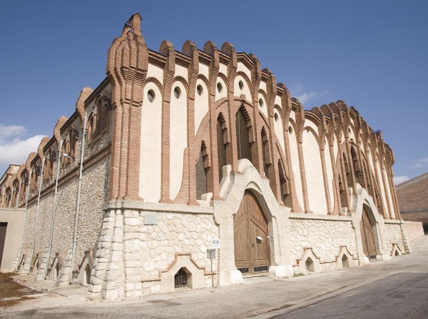 Celler de Sant Isidre de Nonell  (Miguel Raurich)
