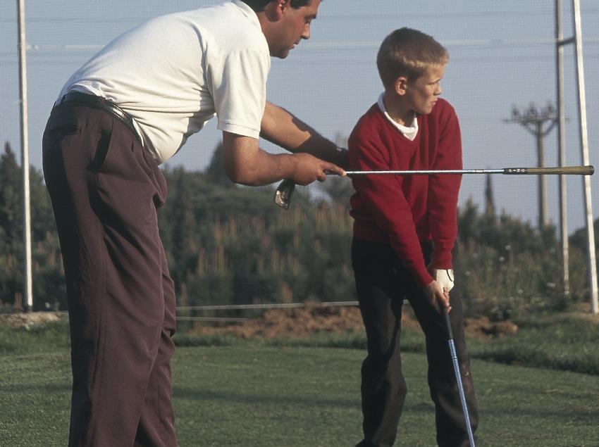 Cours de golf au club de golf Llavaneras  (Marc Ripol)
