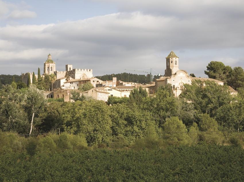 Monastère royal Santes Creus