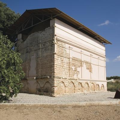 Columbari romà (s. I d.C)  (Miguel Raurich)