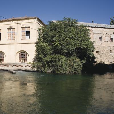 Moulin à farine et canal de Pinyana  (Miguel Raurich)