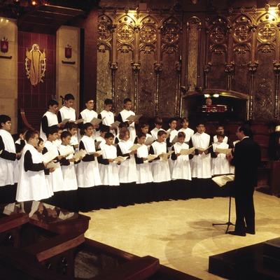 Escolania de Montserrat  (Miguel Raurich)