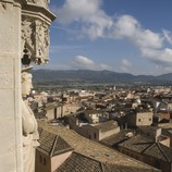 View of the town from the bell tower of the archpriest church of Santa Maria  (Miguel Raurich)