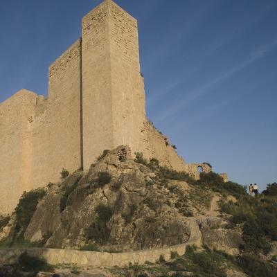 Castillo templario  (Miguel Raurich)