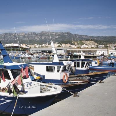Puerto pesquero  (Miguel Raurich)