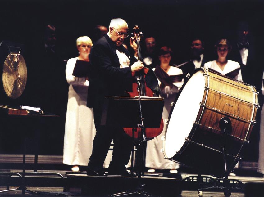 Festival Internacional de Música Castell de Peralada. Mstislav Rostropóvich.   (Castell de Peralada)