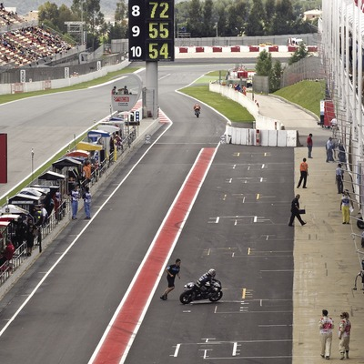 Workshop Buy Catalunya 2008. Circuit de Catalunya de Montmeló