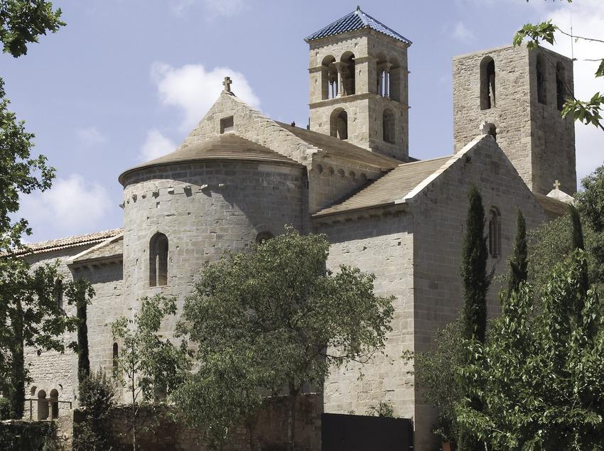 Monasterio de Sant Benet de Bages. Món Sant Benet (Garkin Servicios Profesionales, SL / Chopo)