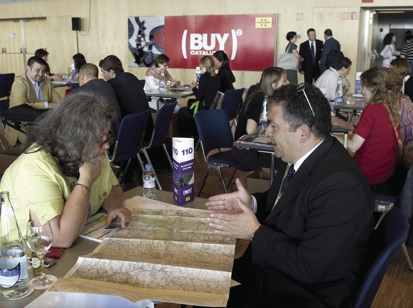 Workshop del Buy Catalunya 2008 al Centre de Convencions Internacional Barcelona (CCIB) (Garkin Servicios Profesionales, SL / Chopo)