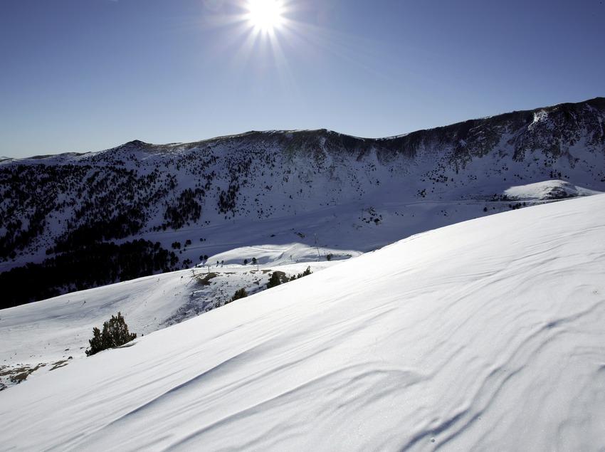 Pista de la estación de Spot Esquí (Nano Canas)