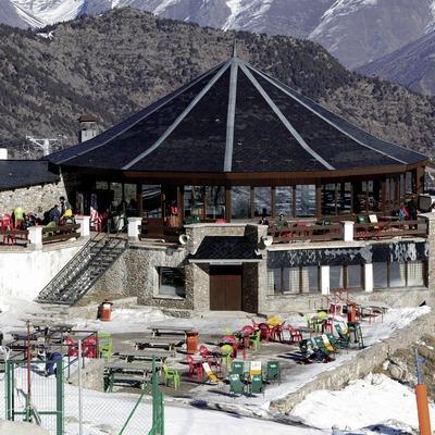 Estació d'Espot Esquí (Nano Canas)