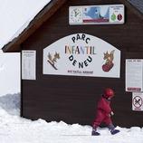 Àrea infantil de l'estació d'esquí de Boí-Taüll (Nano Canas)