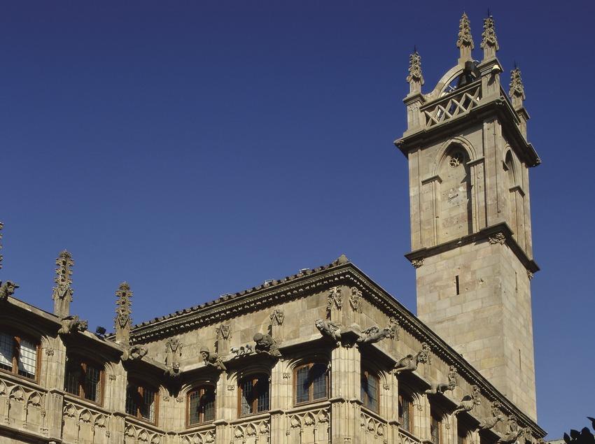 Patio de los Naranjos. Palau de la Generalitat (Imagen M.A.S.)