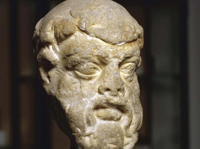 Bust romà. Museu d'Arqueologia de Catalunya (Imagen M.A.S.)