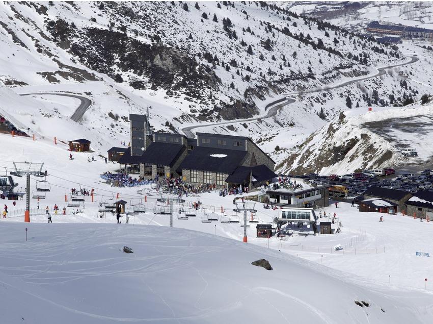 Estació d'esquí de Boí-Taüll (Nano Canas)