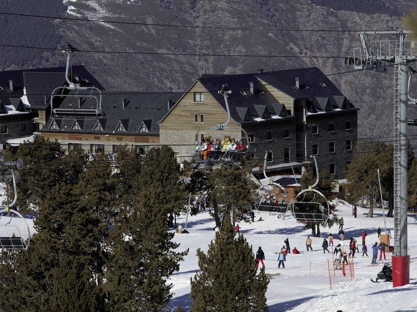 Estación de esquí de Port Ainé (Nano Canas)