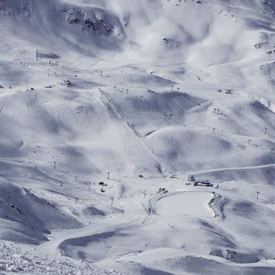 Pistas de la estación de esquí Boi-Taüll (Nano Canas)