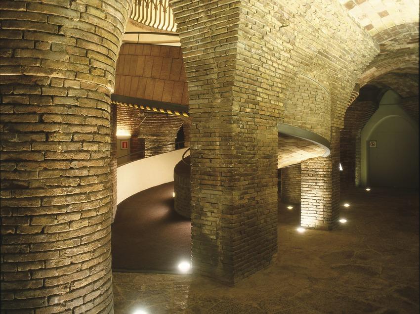 Soterrani del Palau Güell  (Imagen M.A.S.)