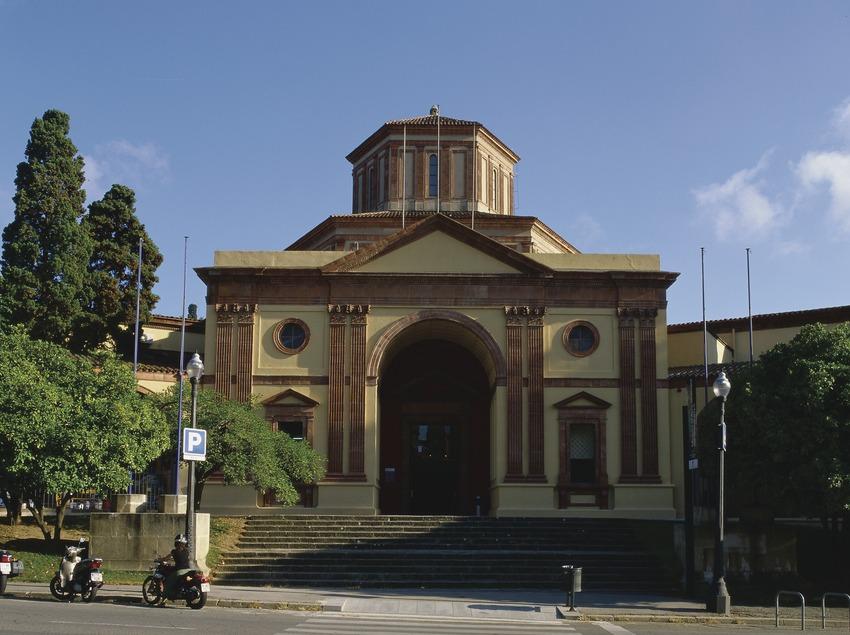 Exterior del Museu d'Arqueologia de Catalunya (Imagen M.A.S.)
