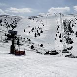 Pista de esquí en la estación de La Molina (Nano Canas)