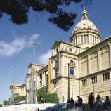 Exterior del Museu Nacional d'Art de Catalunya.  (Imagen M.A.S.)