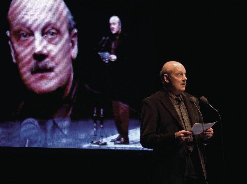 Joan Salarich, directeur du Festival international de cinéma de montagne et d'aventure de Torelló (Oriol Llauradó)