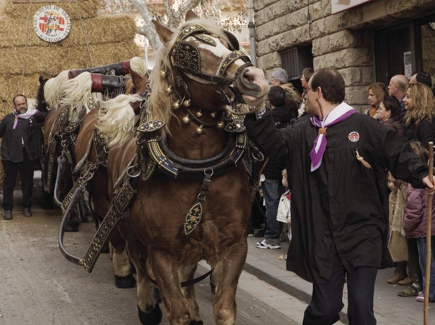 Fiesta de los Tres Tombs (Oriol Llauradó)