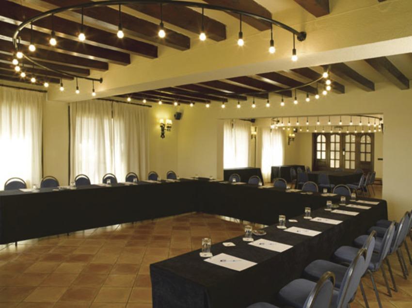 Sala del Palau de Congressos del Gran Hotel don Jaime   (Gran Hotel don Jaime)