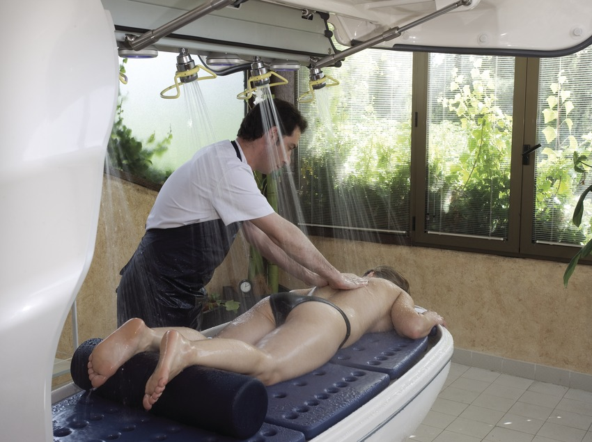 Wellness y Spa. Aquatonic Espacio Lúdico Termal (Nano Canas)