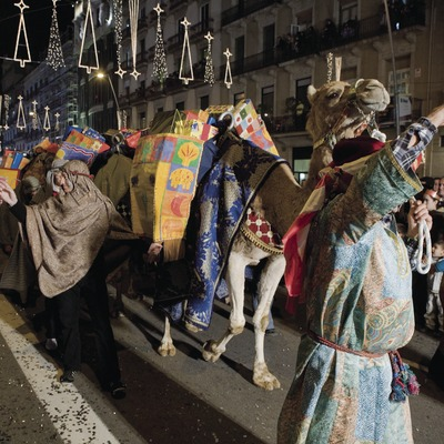 Cabalgata de Reyes de Barcelona