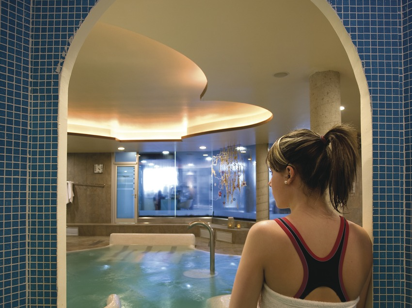 Wellness i Spa.