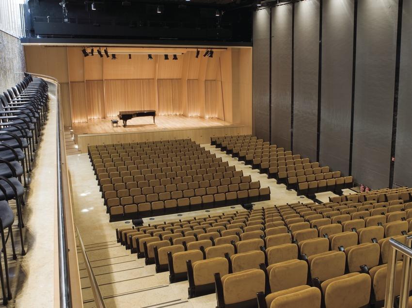 Auditori del Petit Palau. Palau de la Música Catalana (Oriol Llauradó)