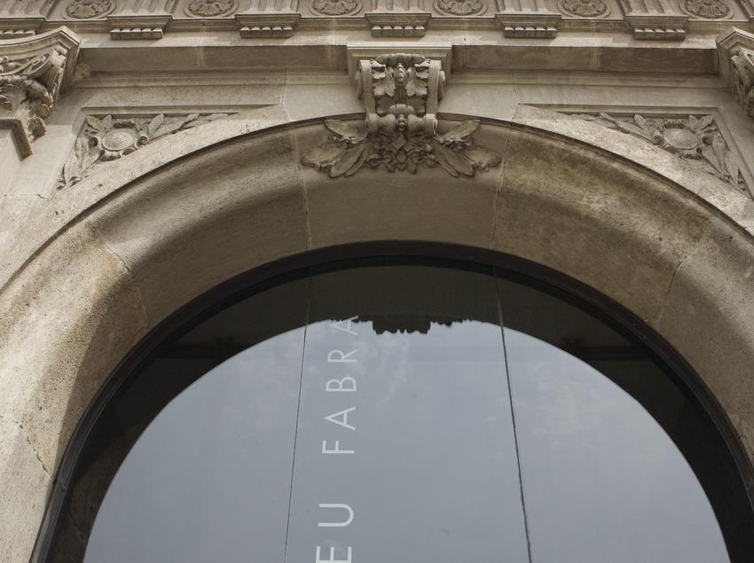 Façana de la Universitat Pompeu Fabra (UPF) (Oriol Llauradó)