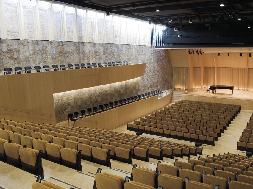 Auditorio del Petit Palau. Palau de la Música Catalana (Oriol Llauradó)
