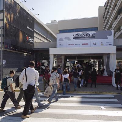 Sitges Festival - Festival Internacional de Cinema de Catalunya. (Oriol Llauradó)