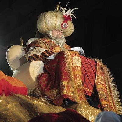 Cabalgata de Reyes de Igualada