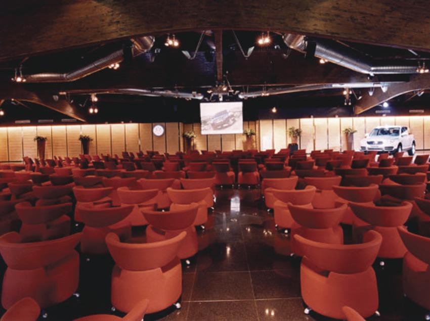 Gran pavelló de La Boella Conventions Resort   (La Boella Conventions Resort)