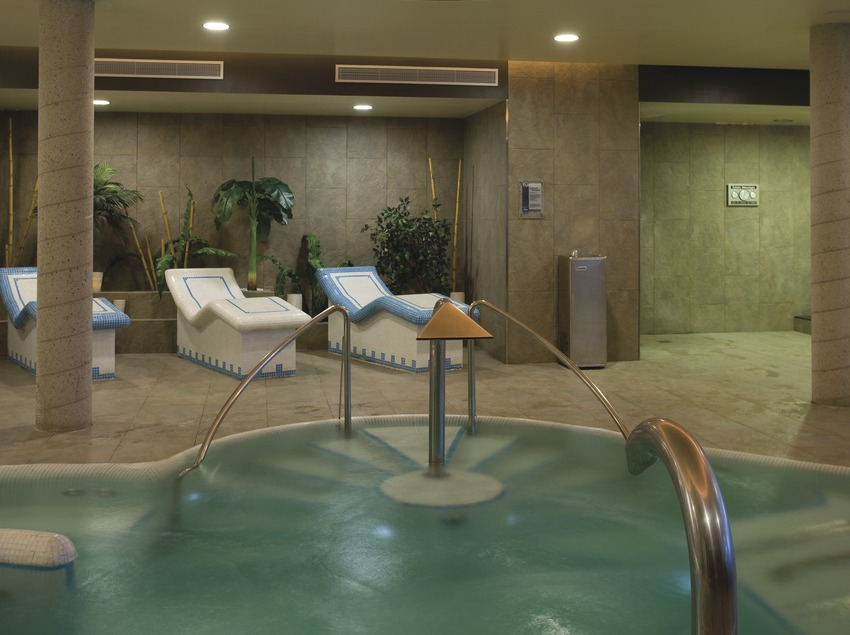Wellness i Spa.  (Nano Cañas)