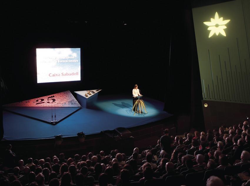 Cérémonie de clôture et de remise des prix du Festival international de cinéma de montagne et d'aventure (Oriol Llauradó)