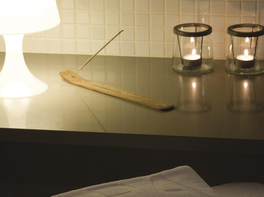 Instalaciones termales del Wellness Hotel El Montseny- Hotel El Montanyà Resort & Spa.  (Nano Cañas)