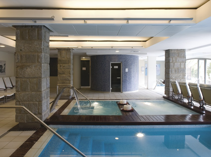 Hotel i Spa Wellness.  (Nano Cañas)